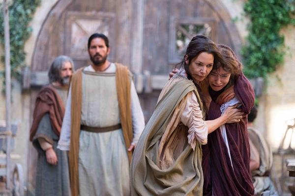 キリスト者が求めていた「物語」がここに! 映画「パウロ 愛と赦しの物語」