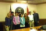 ナッシュビルからの愛に触れられて(26)ナッシュビルツアー2012・その3:市長との面会