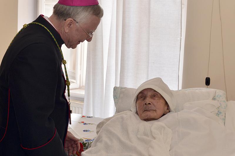 世界最高齢の修道女死去、110歳 第2次世界大戦でユダヤ人救う