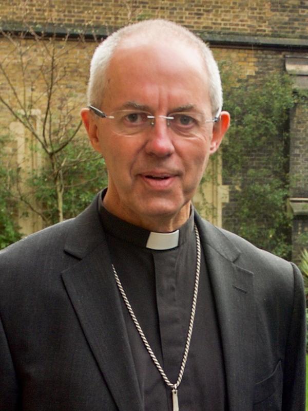 英国国教会のカンタベリー大主教ジャスティン・ウェルビー(写真:米国務省)