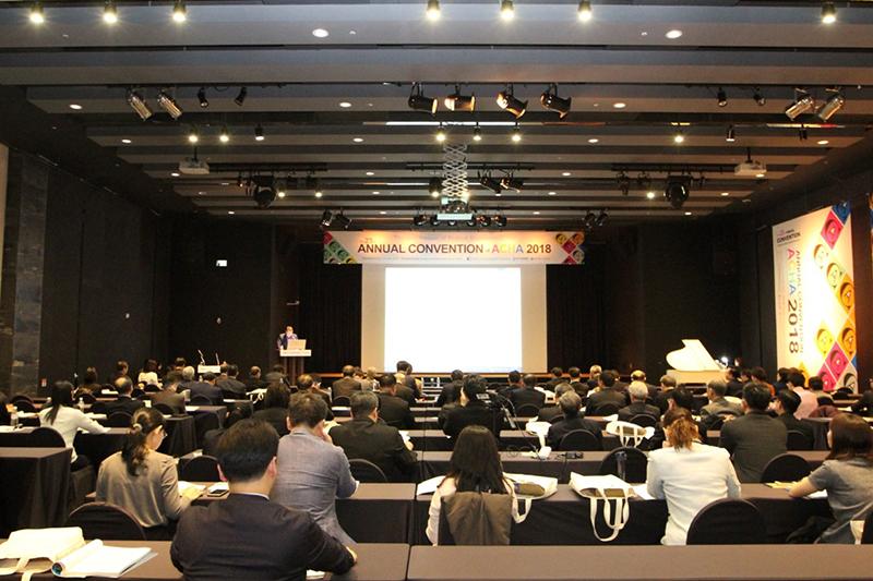 韓国で開かれたアジアキリスト教病院協会(ACHA)第23回年次総会(11月8〜10日)