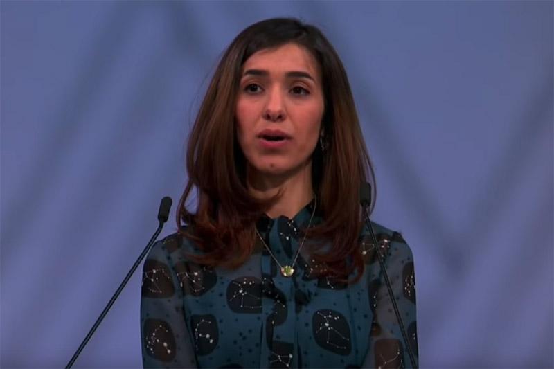 最初の患者は性器を銃で撃たれた女性、18カ月の女児も ノーベル平和賞受賞の医師、性暴力被害の惨状語る