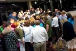 ナッシュビルからの愛に触れられて(27)ナッシュビルツアー2012・その4:最高の喜び 帰国後の洗礼式