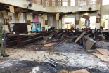 フィリピン南部ホロ島のカトリック教会で爆発、20人死亡