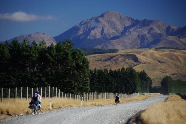 世界自転車旅行記(24)30年ぶりのニュージーランド 木下滋雄