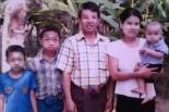 ミャンマーの牧師、拉致後に殺害 妻と3人の子ども残して