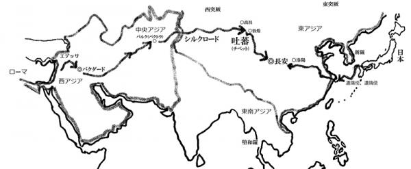 新・景教のたどった道(3)景教はどこから来たのか 川口一彦