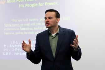 「宣教の霊的原動力」テーマに 改革長老教会国際部アジア担当宣教師が東京でワークショップ