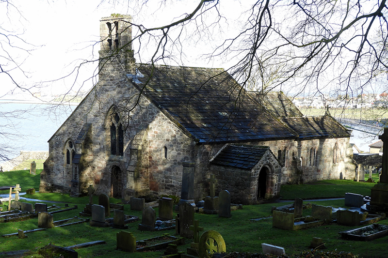 英西部ヘイシャムにあるセント・ピーターズ教会。7~8世紀ごろに建てられたと考えられているが、現在も英国国教会ブラックバーン教区の教区教会として用いられている。(写真:Reading Tom)