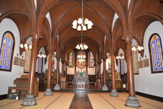 宮津カトリック教会聖ヨハネ天主堂、京都府文化財に指定へ