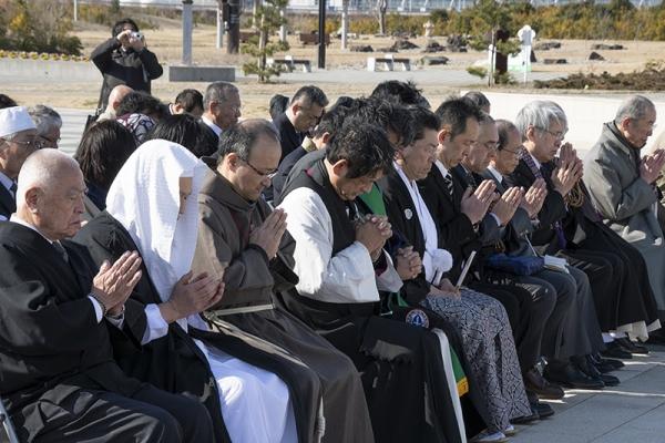 被災地における宗教者の役割とは? 仙台で宗教者会合、130人参加