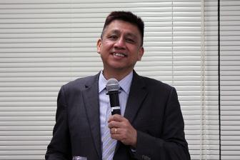 「状況ではなく神の御心を知って」 宣教困難地域で福音を伝えるレイモンド・ムーイ氏が東京で講演