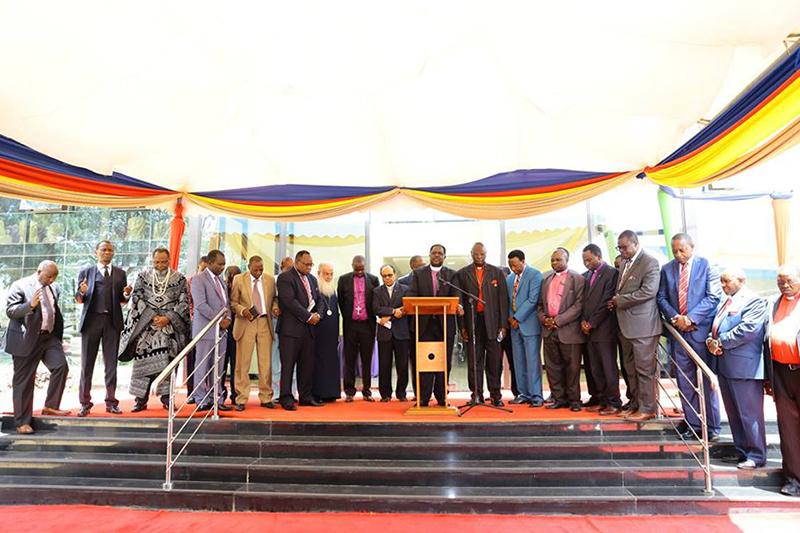 アフリカ福音同盟、10階建ての本部ビル完成 ケニア