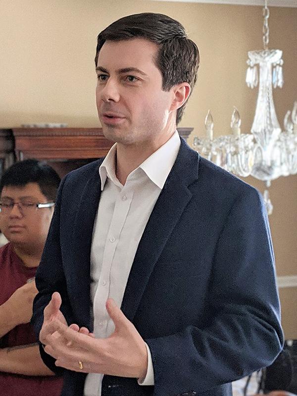 2020年の米大統領選に異変あり? 同性婚公表の37歳市長ピート・ブダジェッジ氏が正式に出馬表明