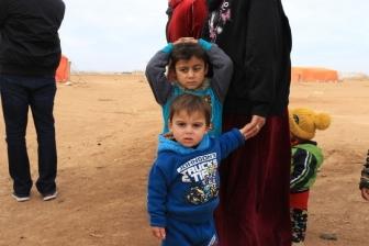 シリアのキリスト教地区にロケット攻撃、修道院近くで子ども5人死亡