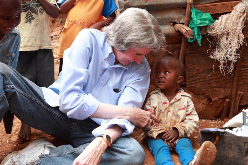 毎週20万人の子どもたちが通う世界最大の教会学校「メトロ・ワールド・チャイルド」(MWC)の創設者、ビル・ウィルソン氏(写真:MWC)