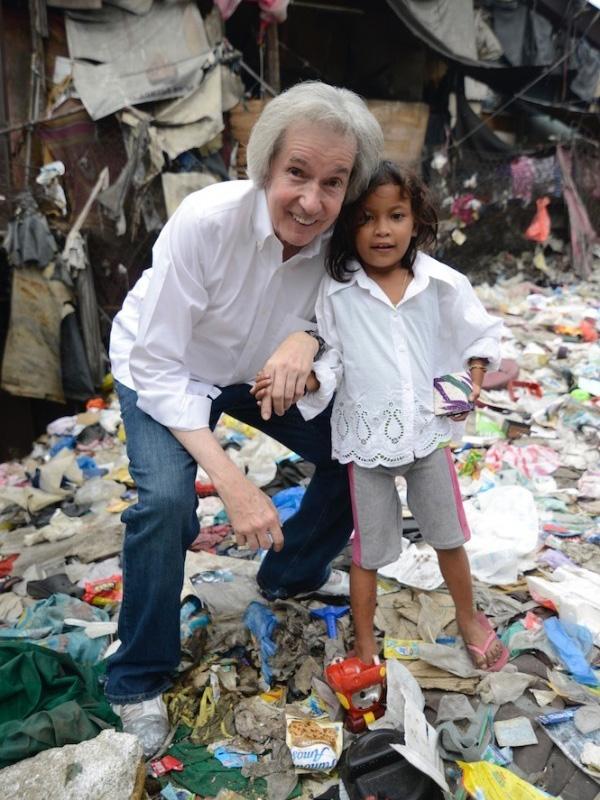 毎週20万人の子どもたちが通う世界最大の教会学校「メトロ・ワールド・チャイルド」(MWC)の創設者、ビル・ウィルソン氏(写真:MWC)<br />