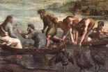 『聖なる漁夫』 ペテロの生涯とアラビア王女のロマンスが交錯する物語