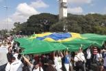 サンパウロを300万人が行進「マーチ・フォー・ジーザス」 大統領も初参加