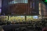香港の議会占拠で6宗教の指導者が共同声明、平和の即時回復訴える