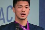 プロボクサーの村田諒太、息子への手紙で新約聖書の「タラントのたとえ」