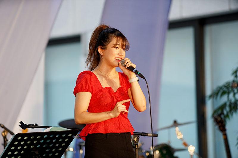 元AKB48の竹内美宥さん、教会の音楽集会に出演 「苦しいとき ...