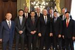 宗教指導者ら、中国の宗教弾圧めぐりペンス米副大統領と会談 人権侵害者へ制裁を要望