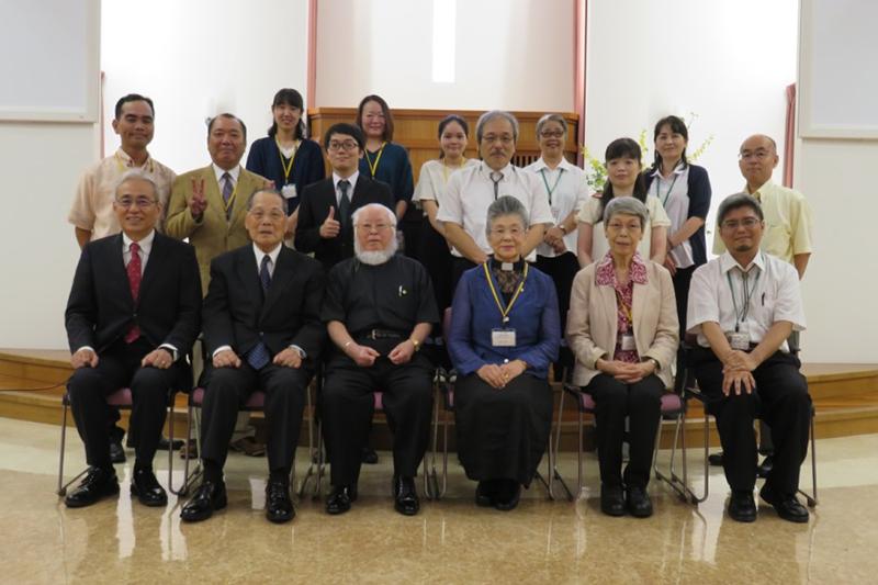 スピリチュアルケア担うチャプレンの養成を 沖縄福音伝道会が「臨床牧会教育」の短期研修コース開催