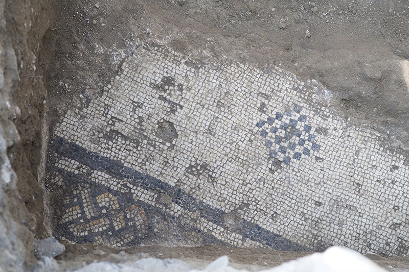 使徒ペテロとアンデレの自宅跡に建てられた教会発見か、ガリラヤ湖近くで