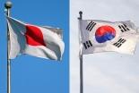 日本・韓国・国旗