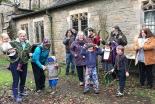 「林間学校」ならぬ「林間教会」 自然と触れ合い、教会との出会いを提供