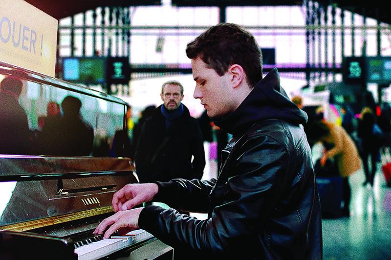 映画「パリに見出されたピアニスト」。9月27日(金)から、ヒューマントラスシネ有楽町、新宿シネマカリテ、YEBISU GARDEN CINEMA ほかで全国ロードショーされる。©R é cifilms - TF1 Droits Audiovisuels – Everest Films - France 2 Cinema - Nexus Factory - Umedia 2018