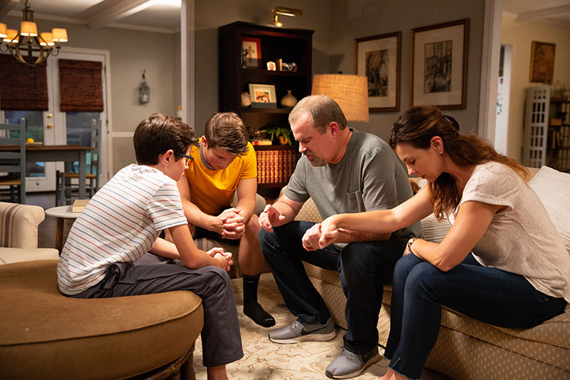 「祈りのちから」のケンドリック兄弟最新作 「オーバーカマー」が初週3位 2週で興収20億円超