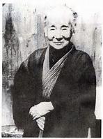 岡上菊栄の数少ない写真の一つ