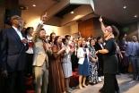 「合唱のように子育てはみんなで!」 東京の教会で子ども虐待防止のゴスペルコンサート