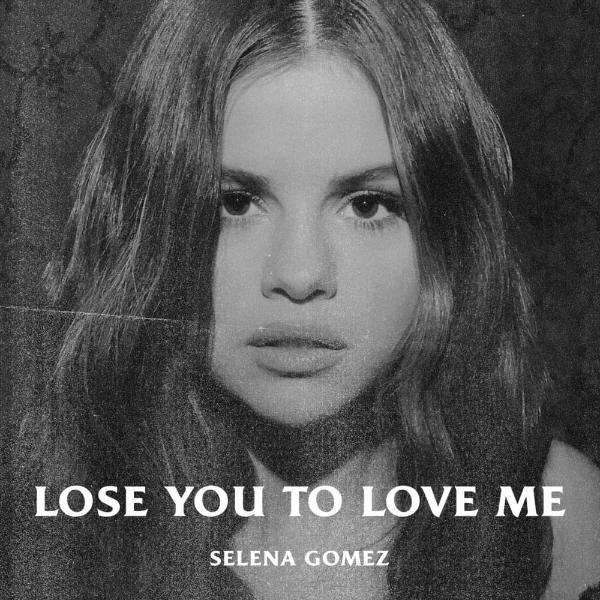 セレーナ・ゴメスの新曲「Lose You To Love Me」のカバーイメージ