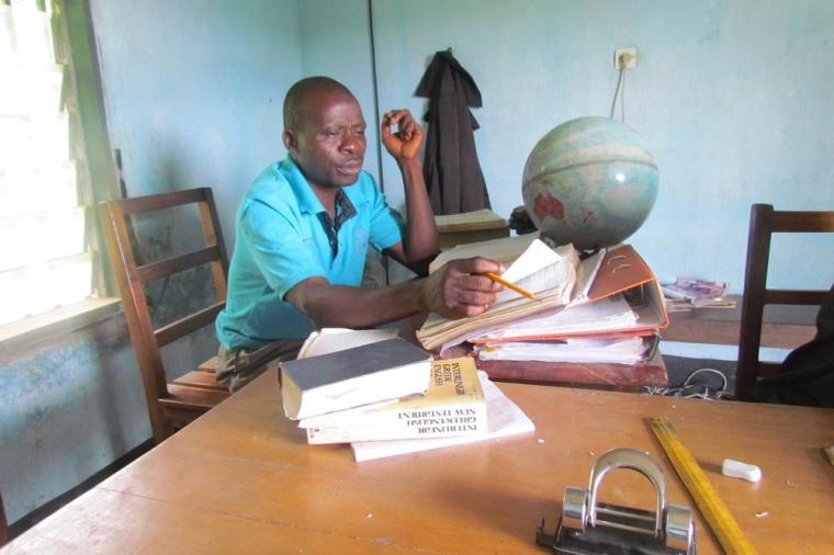 10月20日にカメルーン西部のワム地区にある自宅で殺害された聖書翻訳者のベンジャミン・テム氏(写真:アゲム語聖書翻訳プロジェクト)