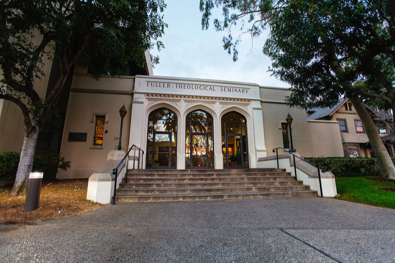 本部があるフラー神学校のカリフォルニア州パサデナのキャンパス。同校は米国を代表する福音派の神学教育機関で、日本の福音派指導者の中にも卒業生が多くいる。(写真:同校)