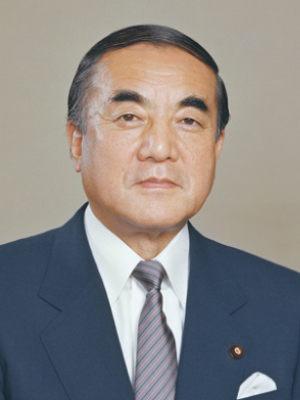 中曽根康弘氏(写真:首相官邸のホームページより)