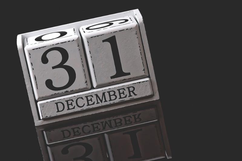 年末までにクリスチャンがする必要のある5つのこと