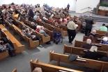 米テキサス州の教会で発砲事件、日曜礼拝中に 2人死亡