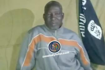ナイジェリア・キリスト教協会地区議長を拉致 ボコ・ハラムが動画公開