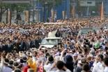 韓国のカトリック信者、20年間で50%増加 全人口の11%に