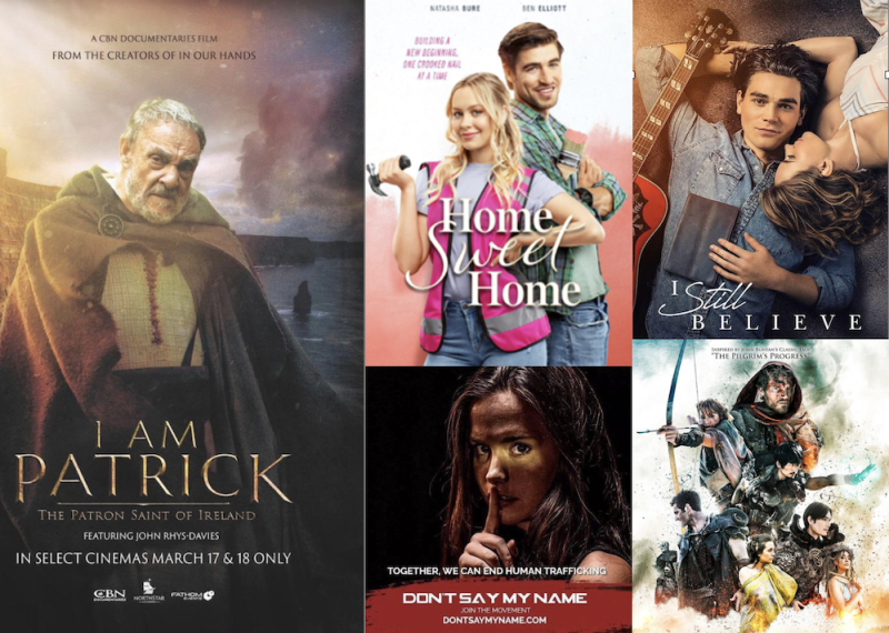 米国で2020年に公開予定の5つのキリスト教映画
