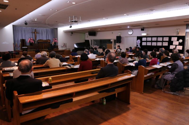 現役精神科医の牧師が語る「うつからの脱出」 断食祈祷聖会(2)