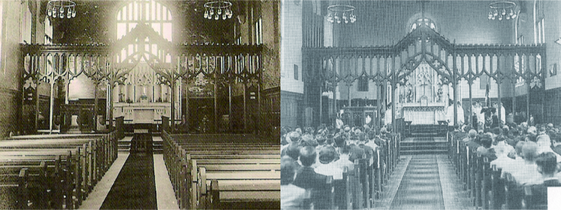 「教育と伝道の拠点」として 立教学院諸聖徒礼拝堂聖別100周年記念講演会