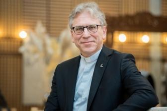ノルウェー教会、次期総裁監督にWCCのトヴェイト総幹事を任命