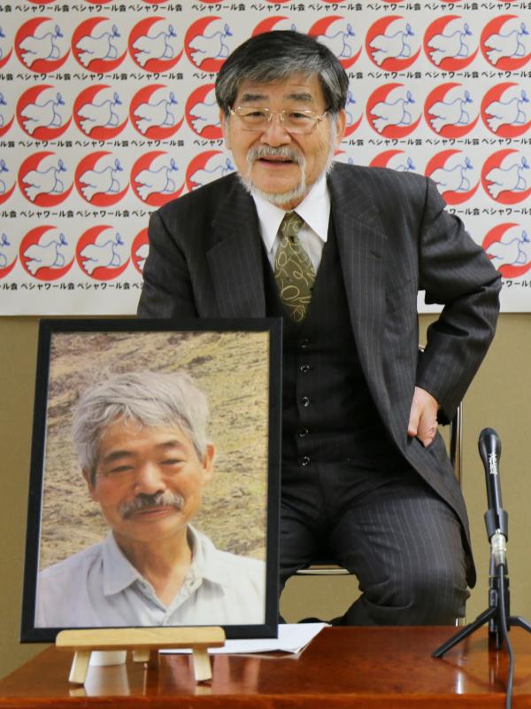 中村哲医師は「仁と義の人」、しのぶ会に600人 賛美歌を歌う場面も