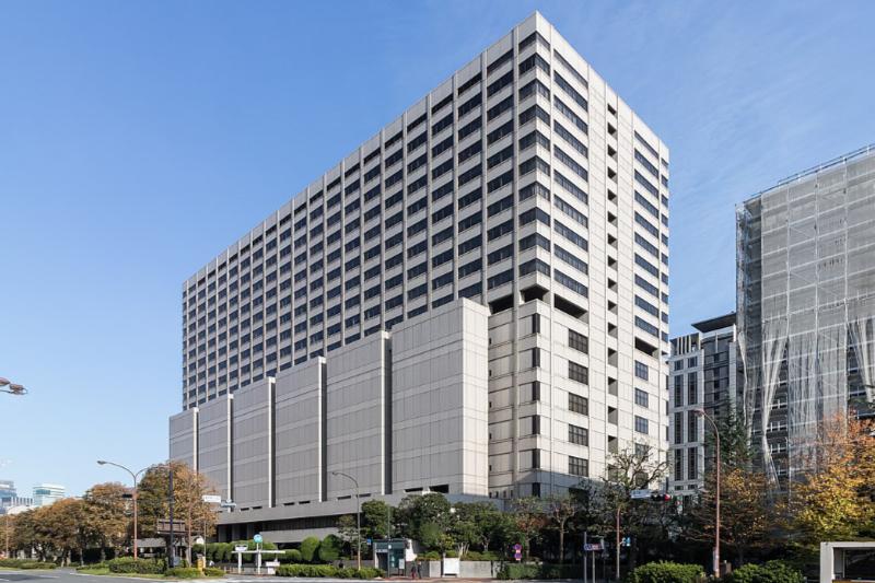 東京高裁が入る東京・霞ヶ関の合同庁舎(写真:Kakidai)<br />