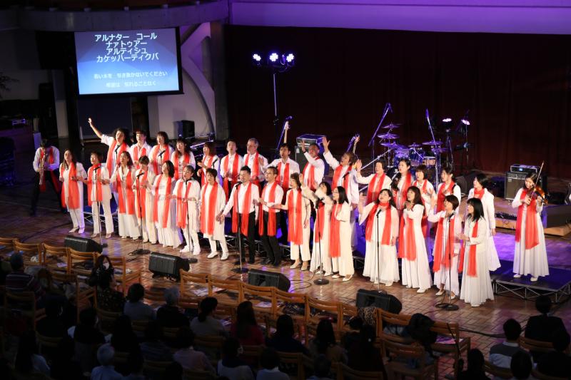 イスラエル建国記念式典に日本のクリスチャン音楽家約40人が出演へ 決起集会に850人